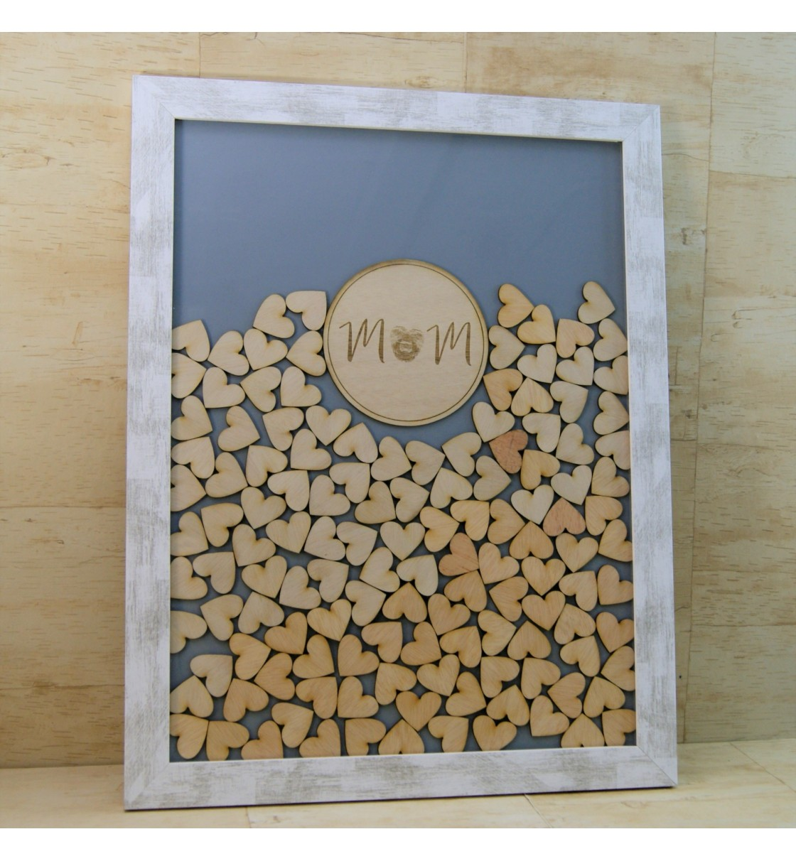 Cuadros de firmas personalizados, en madera y cristal