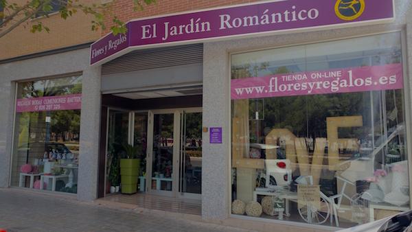 Floristería El Jardín Romántico