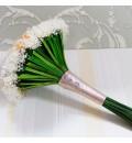 Ramo de novia preservado con rosas y paniculata