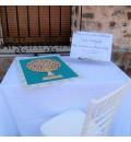 Cartel para cuadro o libro de firmas