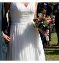 Ramo de novia con astile y leucandron