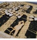 Cuadro de firmas árboles y acueducto de Segovia