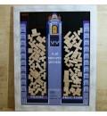 Cuadro de firmas hucha tetris