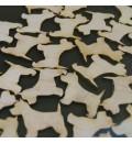 Cuadro de firmas hucha perros