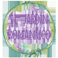 Logotipo Jardín Romántico